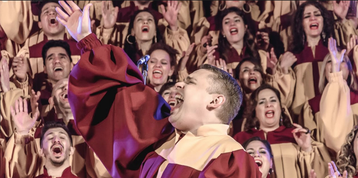 Explosion of Gospel Singing in Argentina