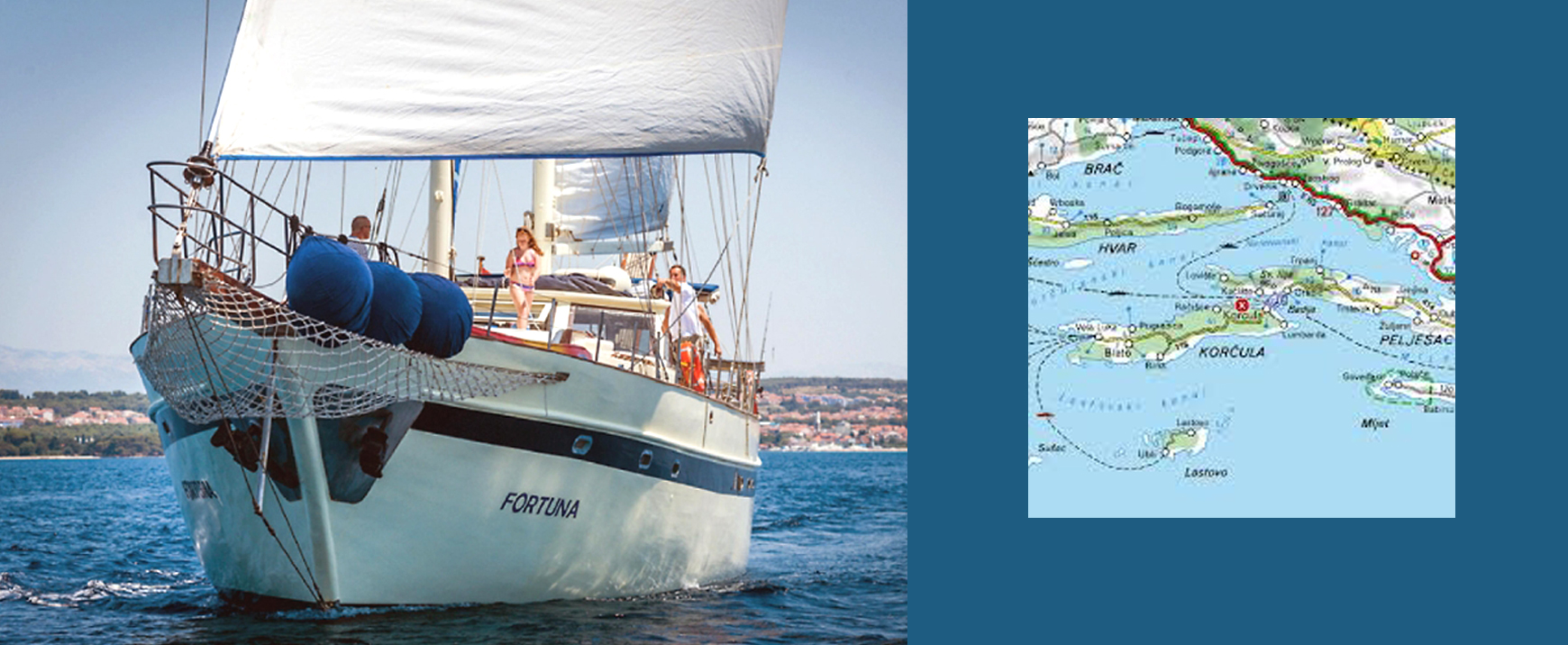 Sail and Culture - Croatia