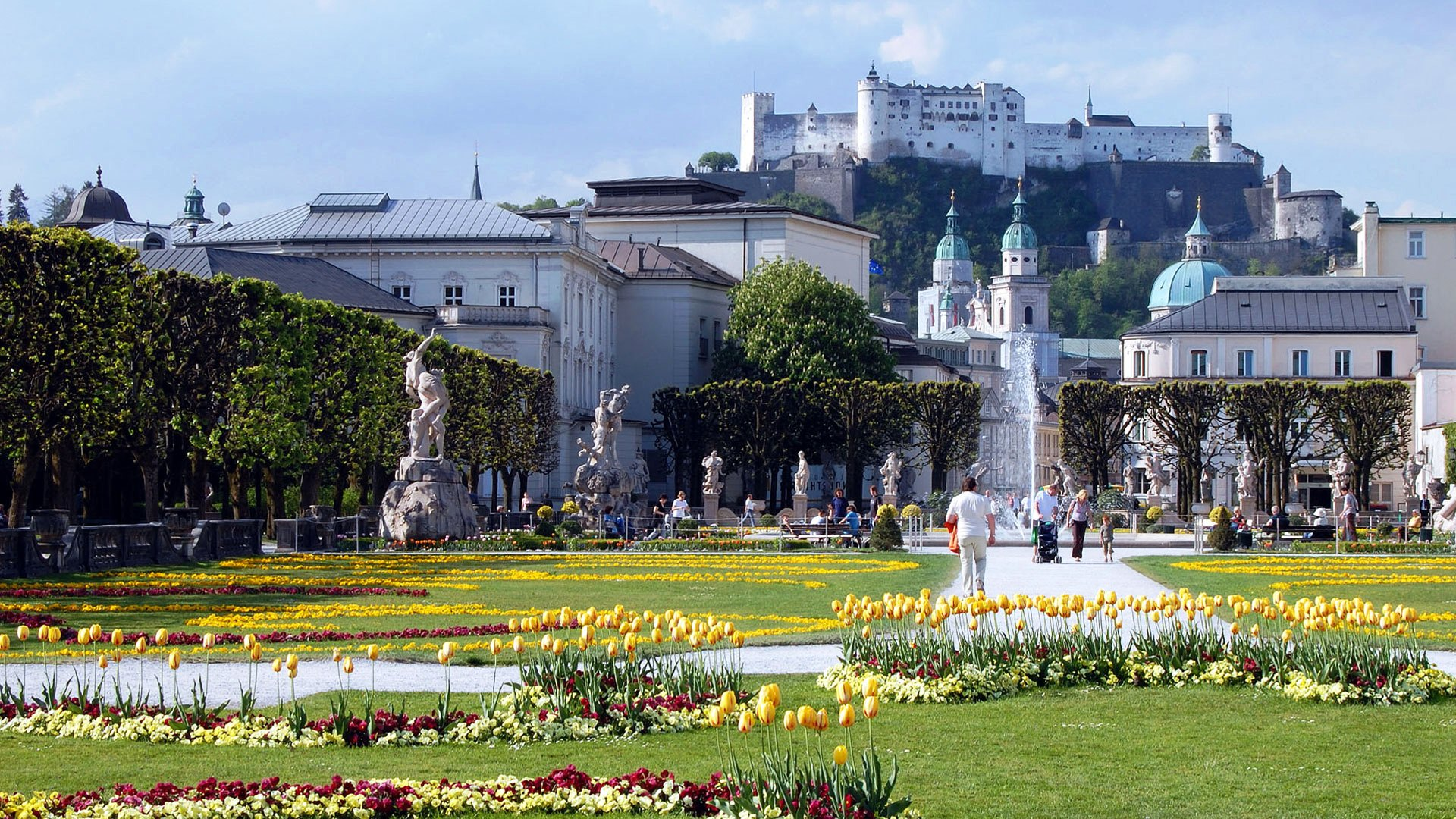 Singing in Salzburg - Follow in Footsteps of Great Composers Europe